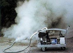 Термогенератор аэрозоля - усовершенствованный термогенератор тумана.  Он позволяет в процессе работы использовать...